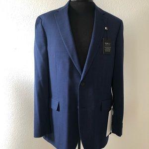 Men's Kenneth Cole Blue Sports Coat